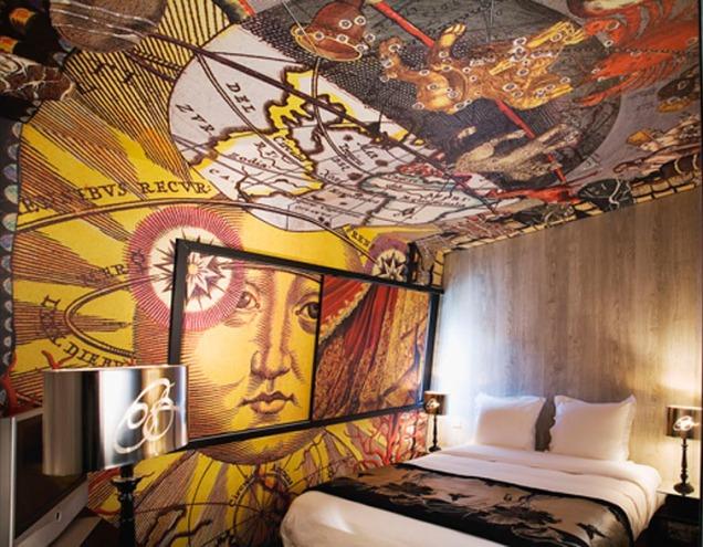 Hotel Le Bellechasse,Paris