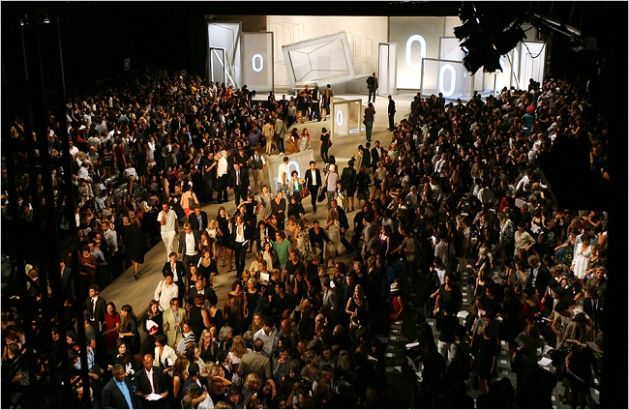 Fashion ShowPandemonium