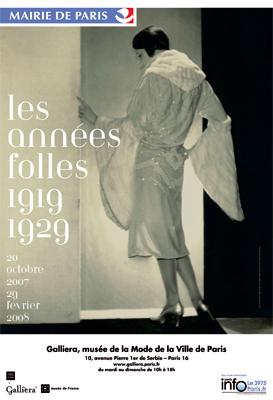 Les Années Folles at the MuséeGalliera