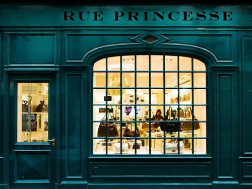 Boutique Rue Princesse, Paris
