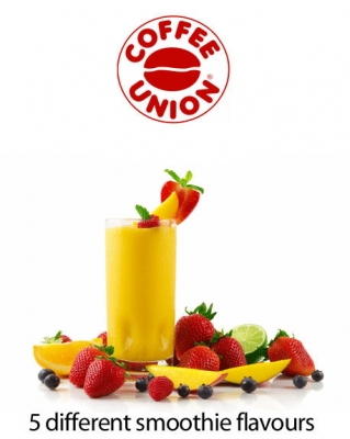 Smoothies @ Coffee Union