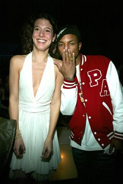 Camile Miceli & Pharrell Williams