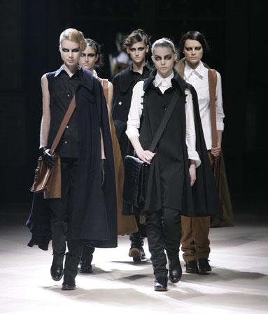 First glimpse at the Yohji Hermèsbags